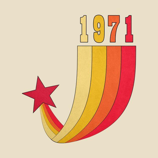 Vintage 1971.