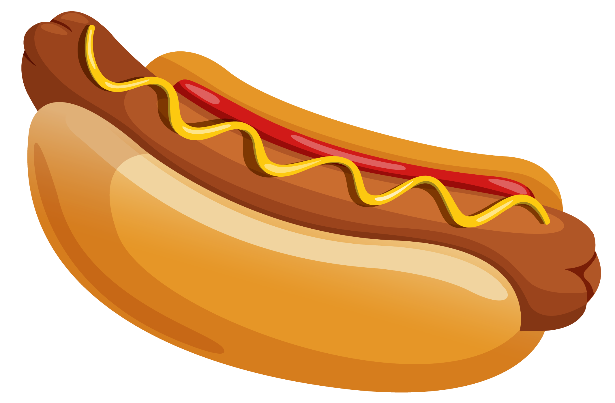 Cartoon hotdog images clipart images gallery for free.