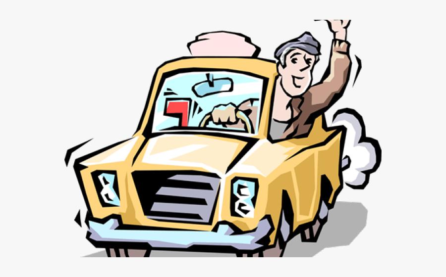 Taxi Cab Clipart Taxi Driver.