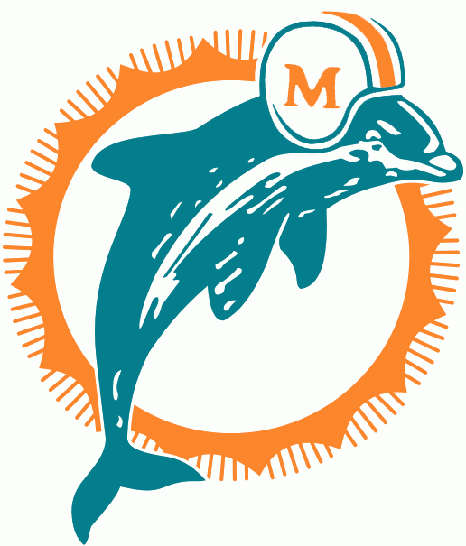 Miami Dolphins Clipart.