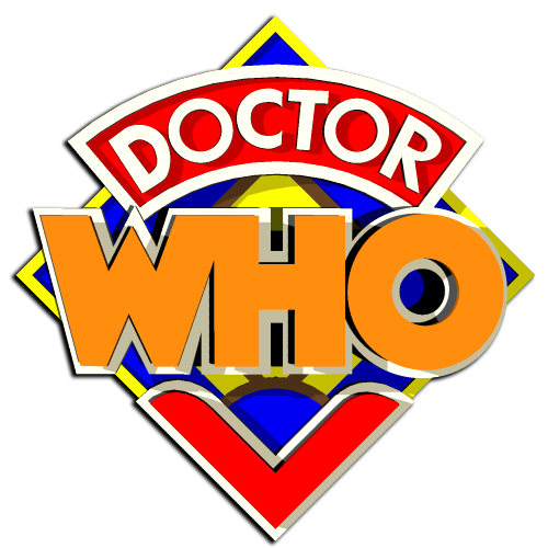 1974 Doctor Who Logo (Mac version).