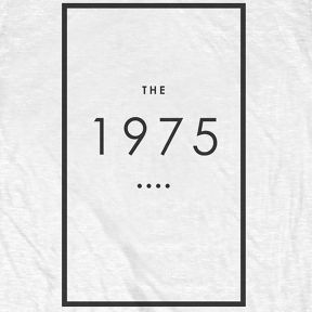 The 1975 Original Logo Tee.