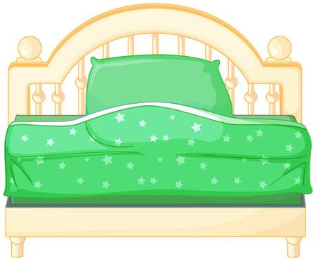1,976 Bedspread Stock Vector Illustration And Royalty Free.