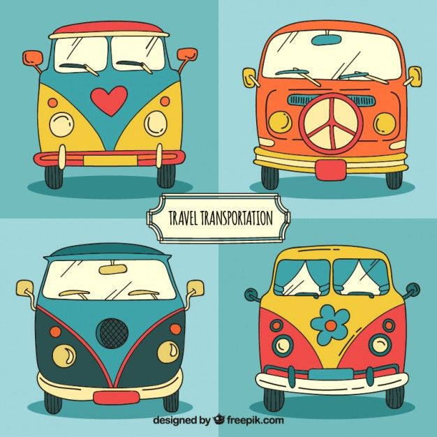 1976 vw van clipart free clipart images gallery for free.