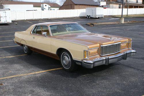 allamericanclassic:1978 Mercury Grand Marquis 2.