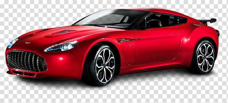 Red Corvette coupe, Aston Martin DB4 GT Zagato Aston Martin.
