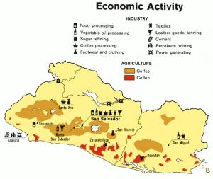 El Salvador Economy 1980 Clip Art Download.