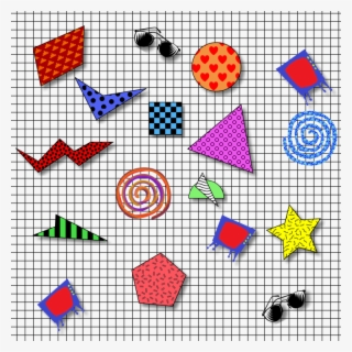 Free 1980s Clip Art with No Background.