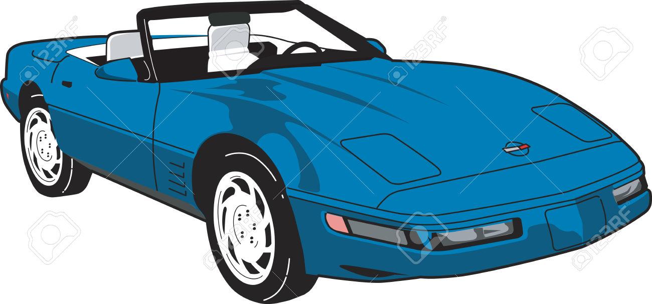 Best Corvette Clipart Images #29967.