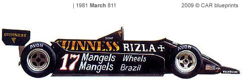 1981 car clipart.