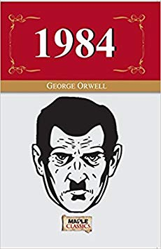 Amazon.com : [By George Orwell ] 1984 (Paperback)【2018】by.