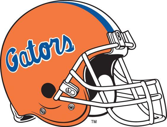 Florida Gators Helmet Logo (1984).