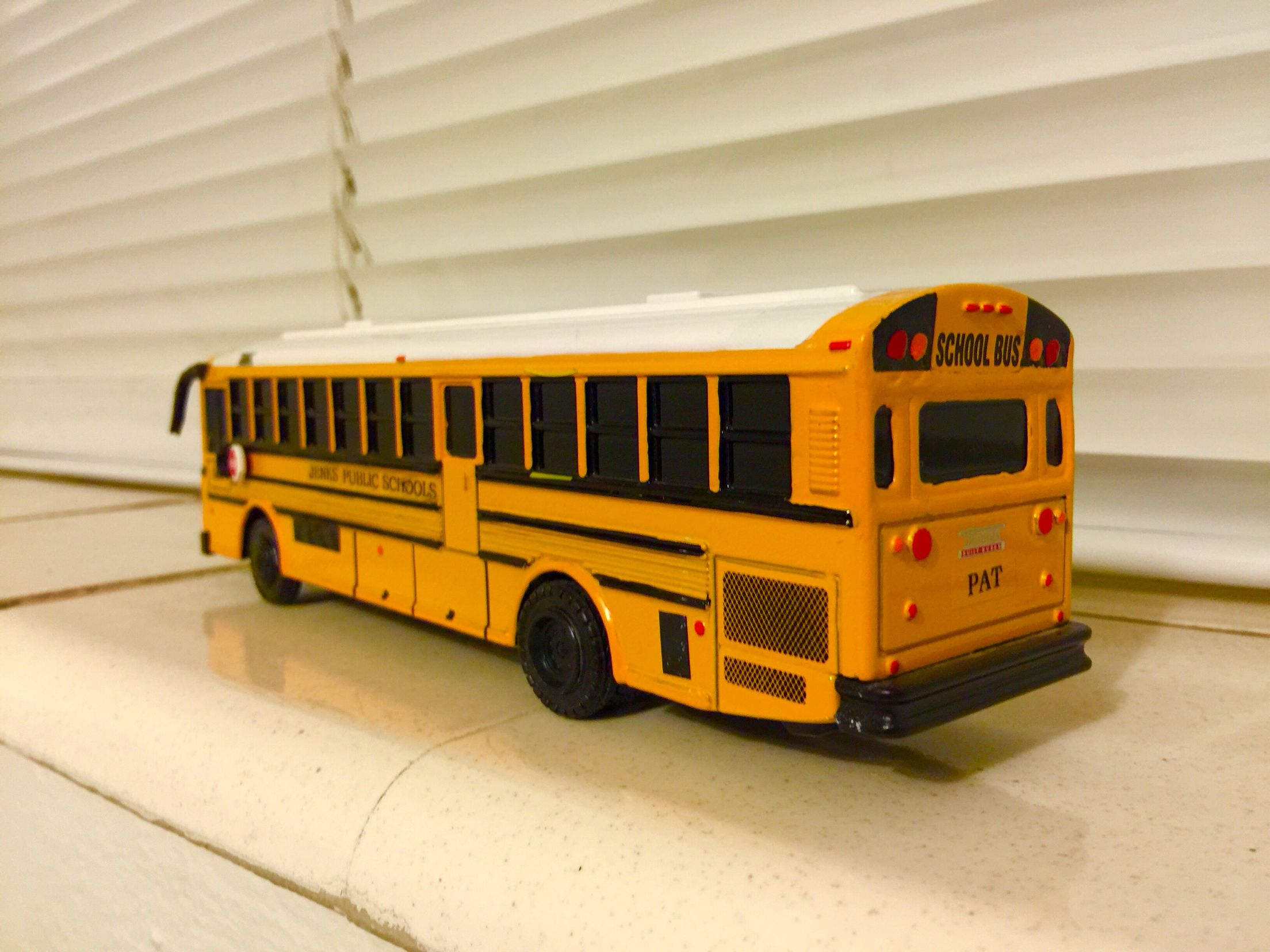 Thomas Built buses die cast school bus #schoolbus #thomas.