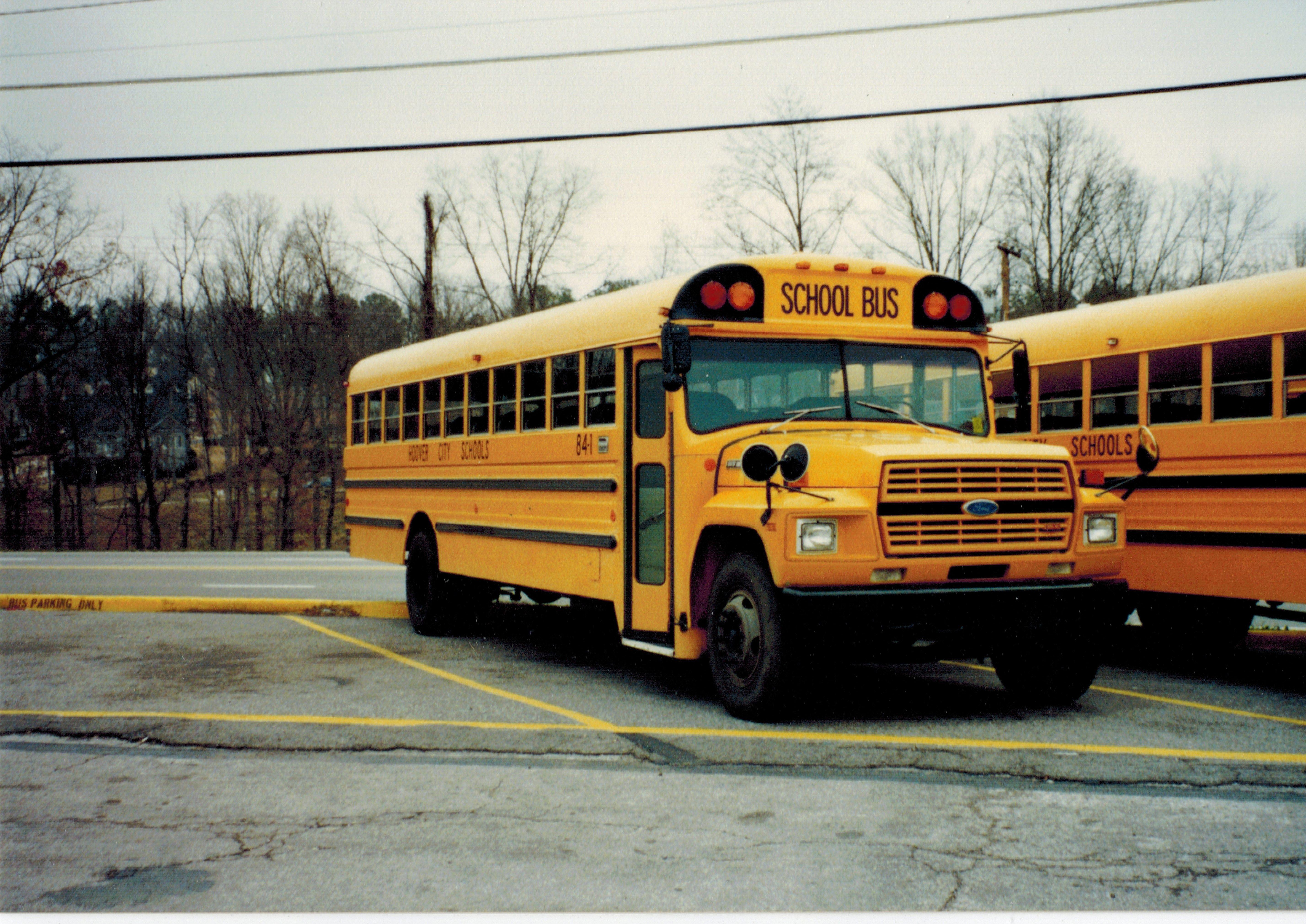 1984 Ford B.