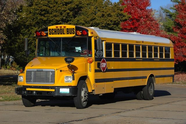 National School Bus Glossy Yellow. The hue selected out of.