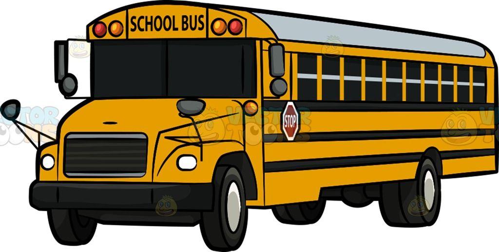 Pin on school bus.