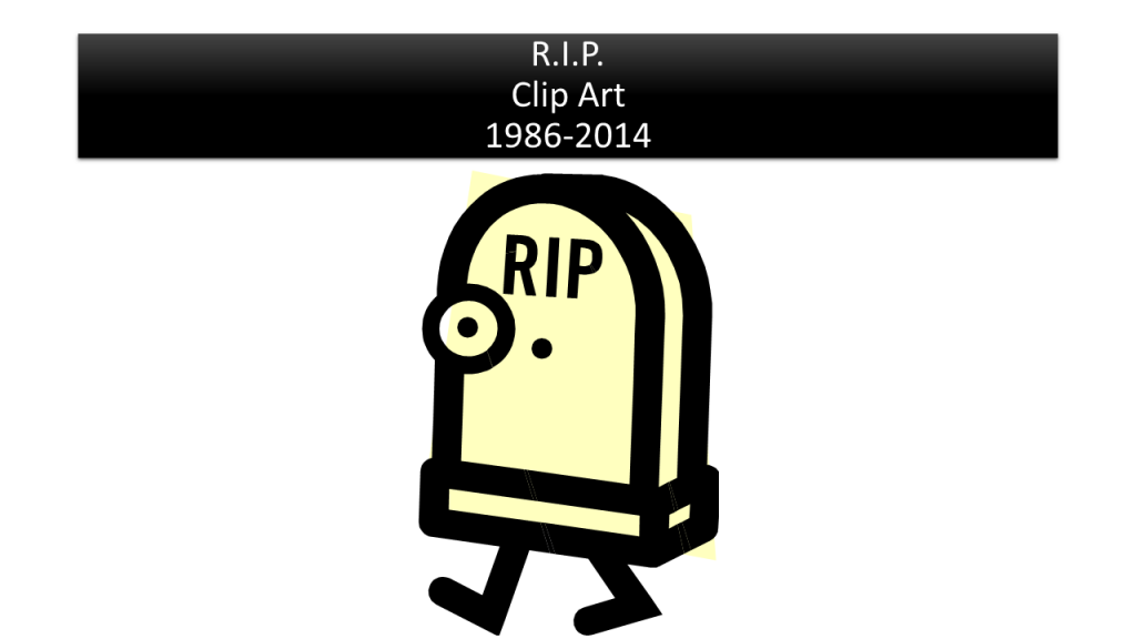 Microsoft Office Is Getting Rid of Clip Art.