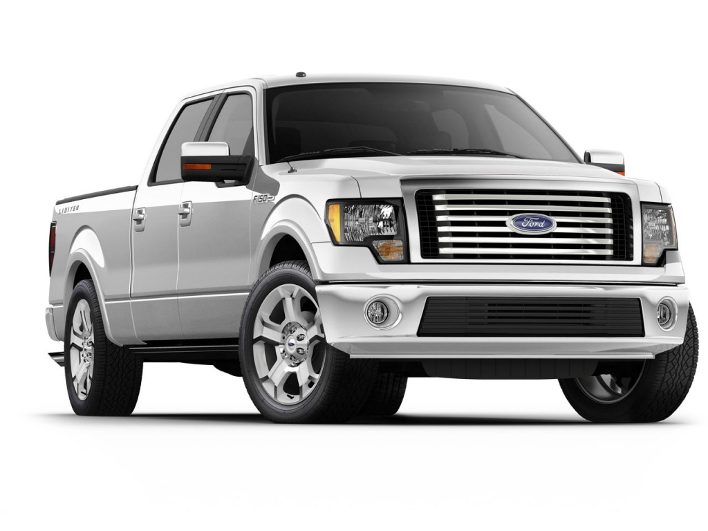 Ford F150.