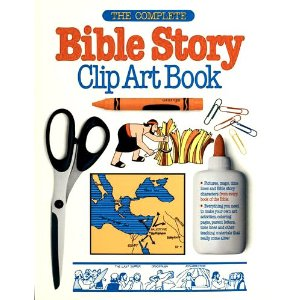 Books Of The Bible Clipart.