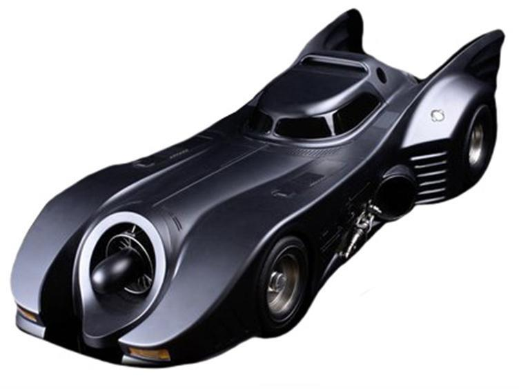 Batman automobile clipart.