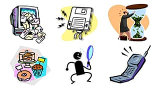 Clip Art: you might be gone.