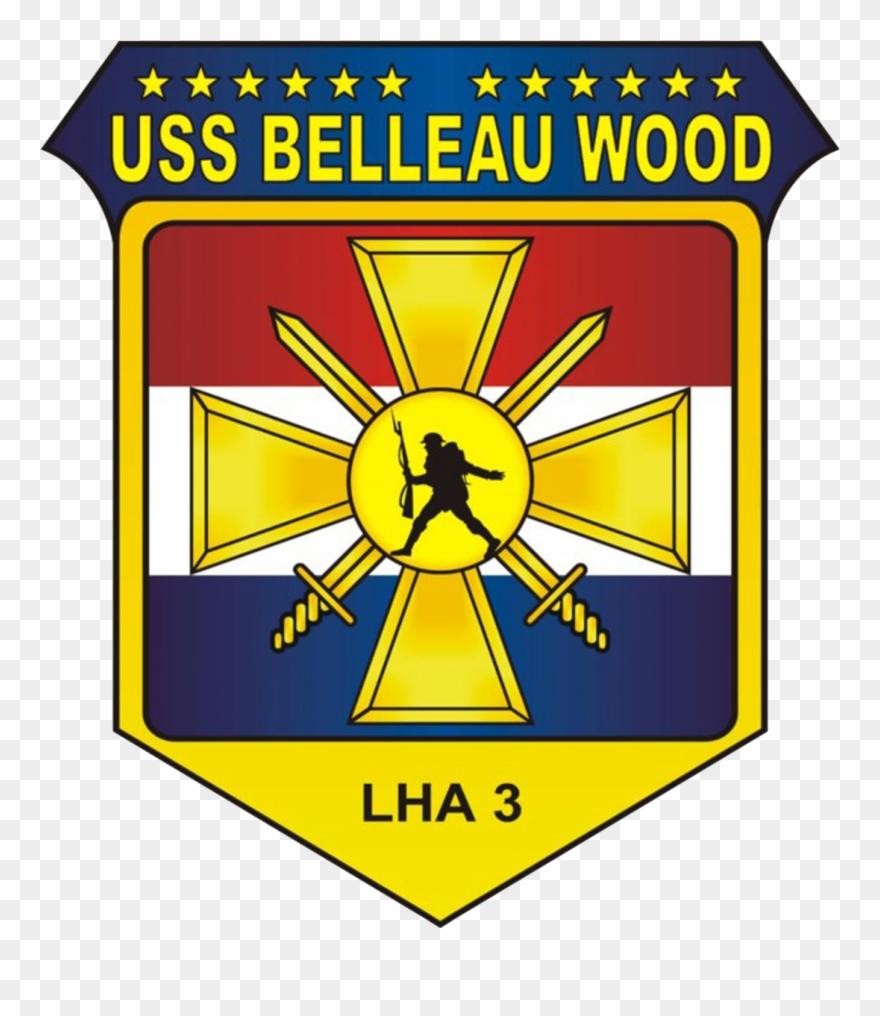 Uss Belleau Wood Coa.