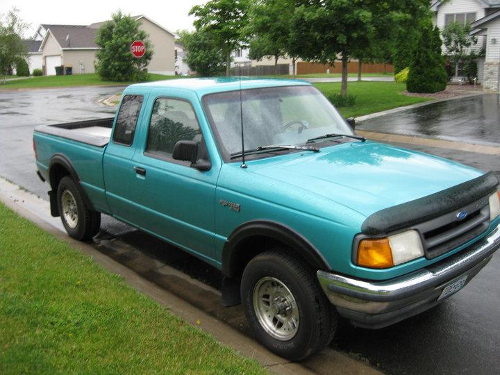 1993 Ford Trucks Clipart.
