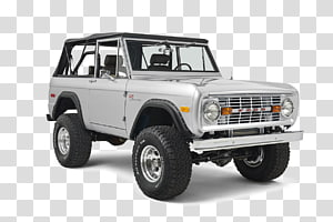 Ford Bronco II transparent background PNG cliparts free.