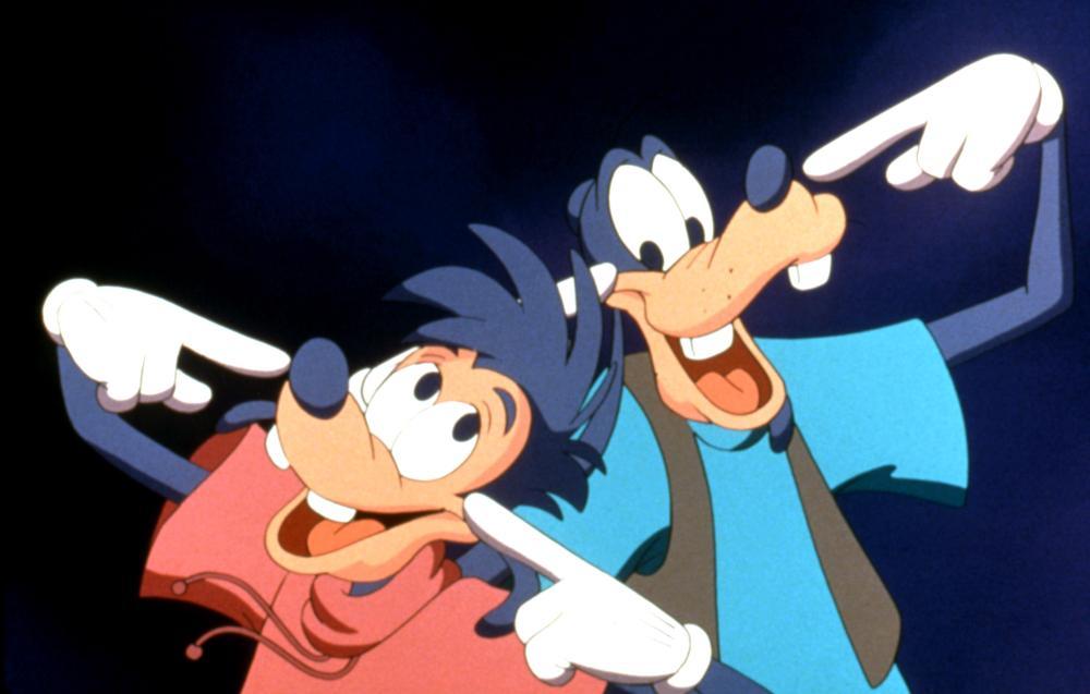 Clip Art a Goofy Movie 1995.