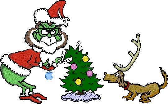 Grinch And Max Clipart.