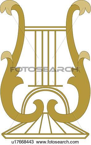 Harp Clipart Royalty Free. 1,995 harp clip art vector EPS.