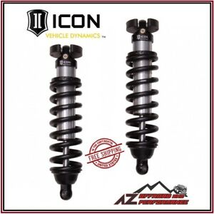 Details about ICON Front 2.5 VS Series Ext Coilover Shocks 96.