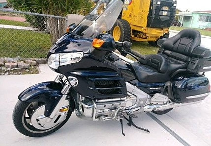 2009 Honda Gold Wing Motorcycles for Sale.