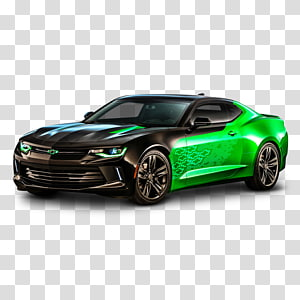 Chevrolet Camaro transparent background PNG cliparts free.