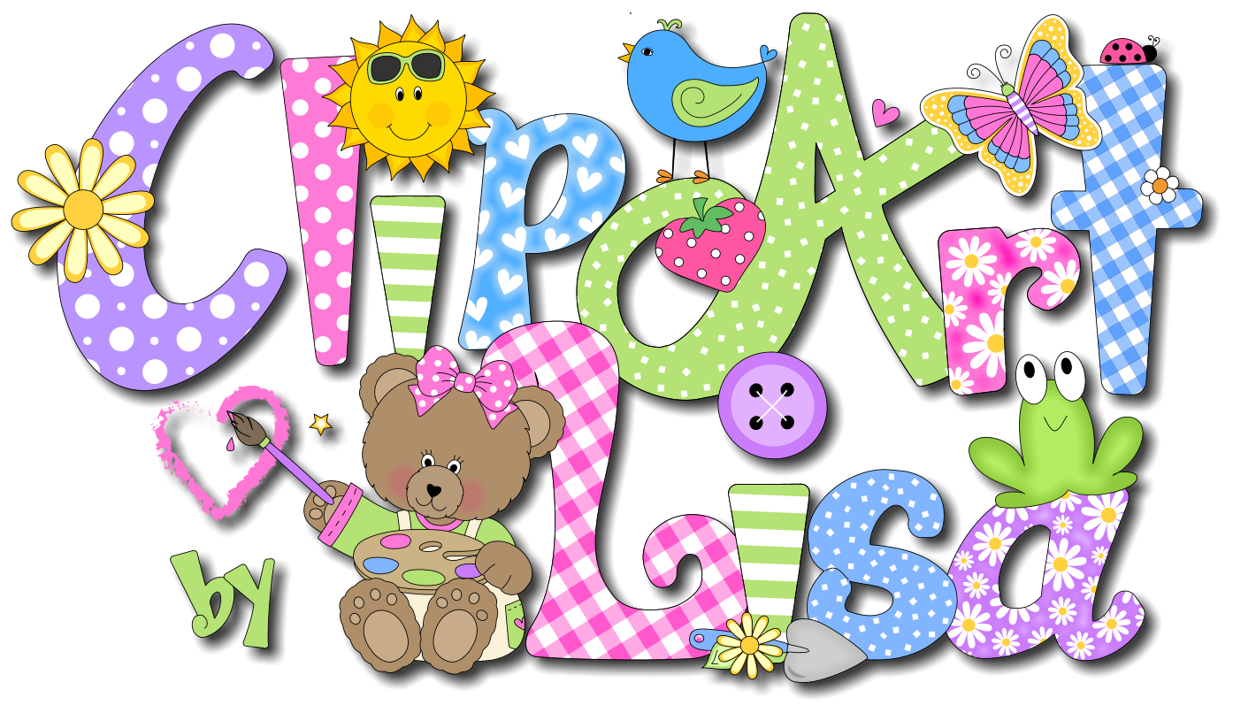 Clip Art by Lisa Commercial Use Digital Graphics and Clipart.