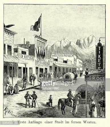 19th Century North America.