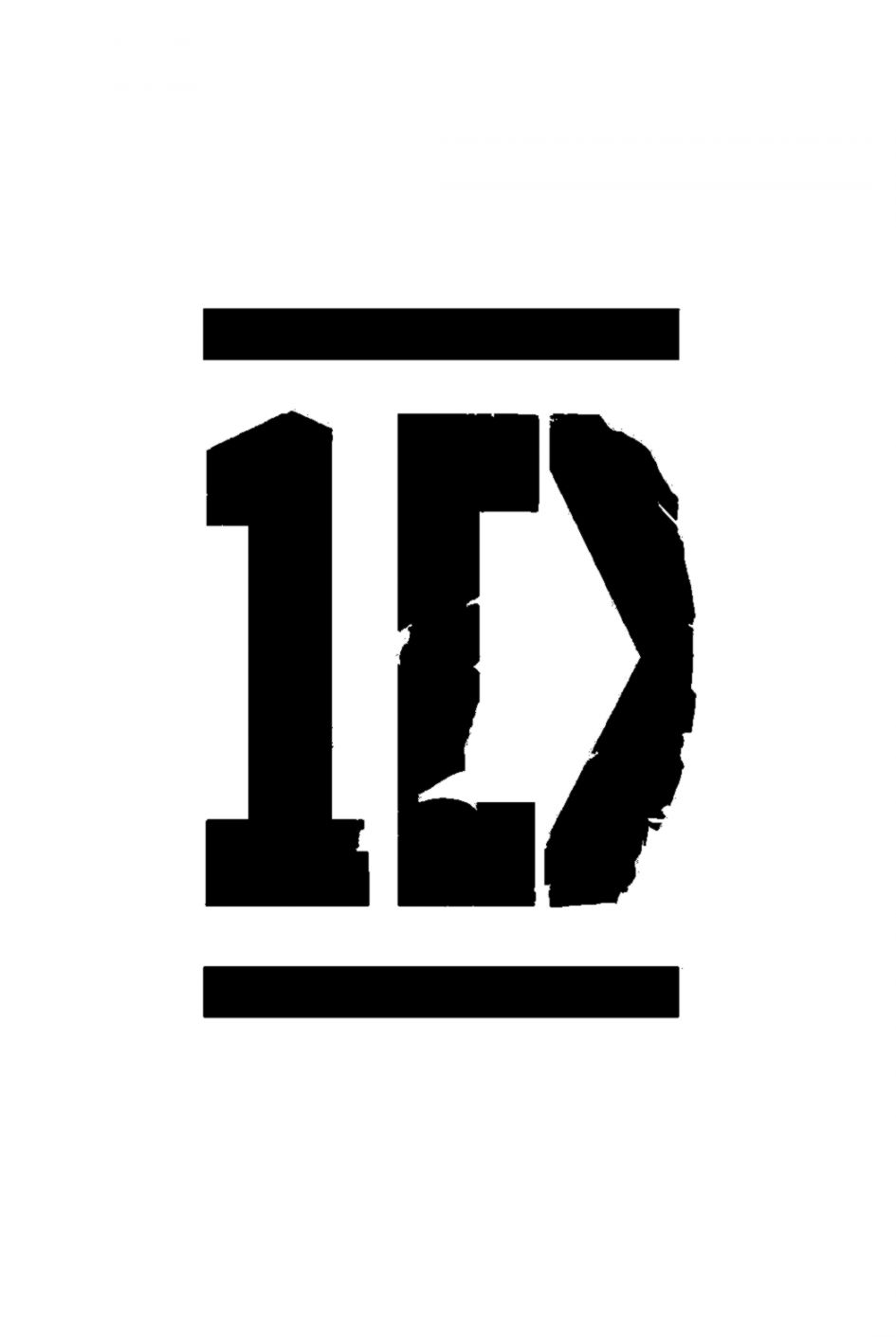 1D One Direction Logo.