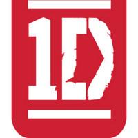 1D logo.