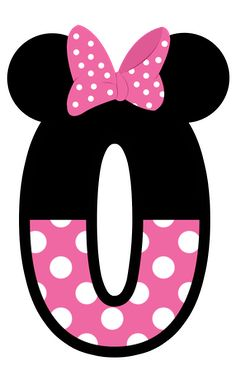 Free Minnie Mouse Clip Art.
