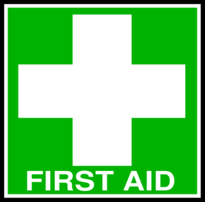 First aid clipart images.