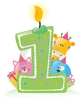 Birthday candle,Cartoon,Cake decorating supply,Clip art,Font.