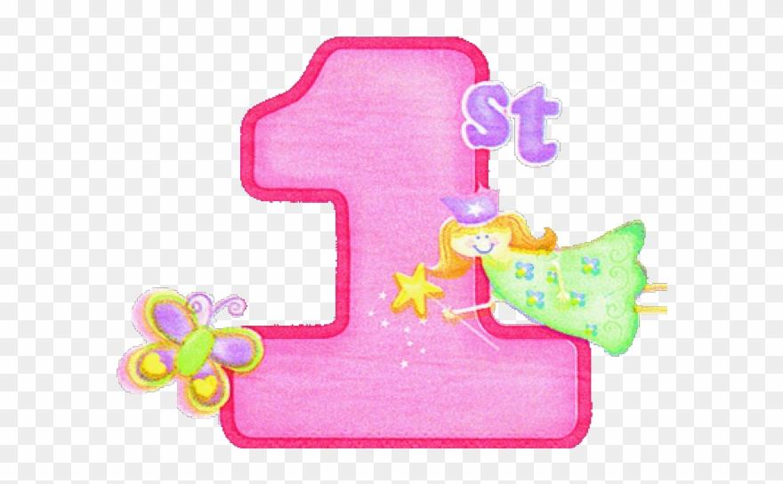 1st birthday clipart #6