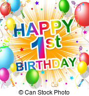 First birthday Stock Illustrations. 3,330 First birthday clip art.