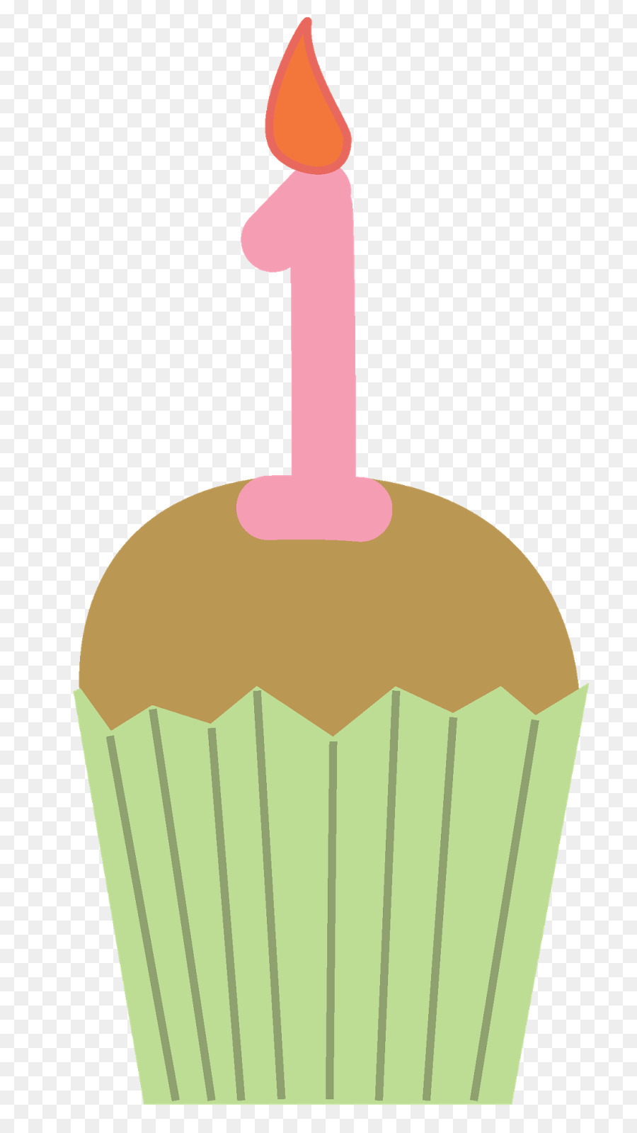 Download 1st birthday cupcake clipart Birthday Cupcakes Clip art.