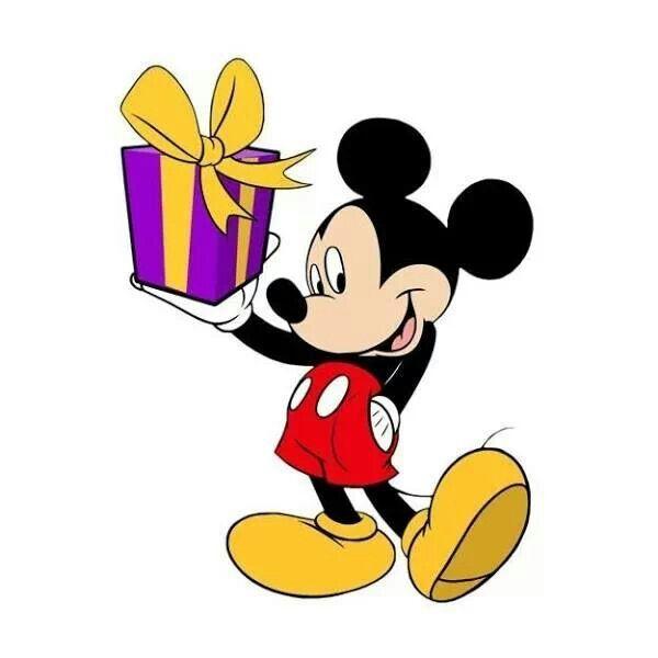 Happy birthday Mickey!.