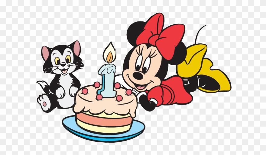 Minnie Mickey Minnie Mouse, Birthday Cake, Happy Birthday.