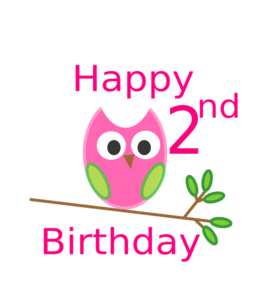 Owl 1st Birthday Clip Art at Clker.com.