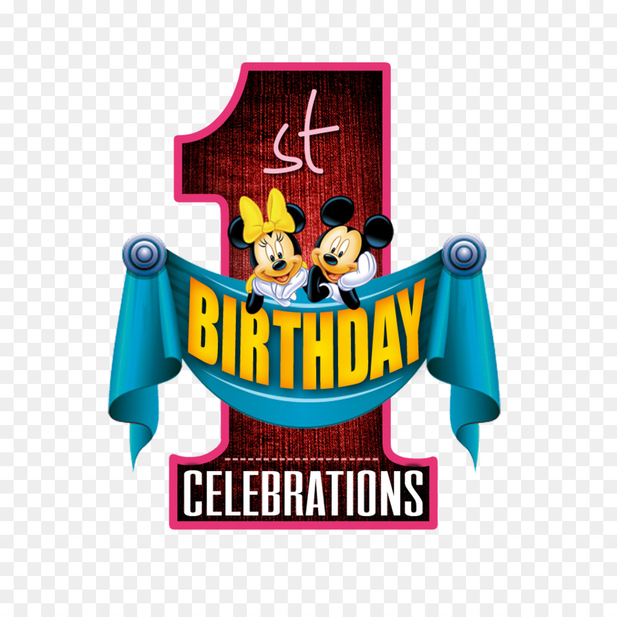 Birthday Banner png download.