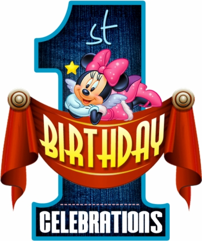 Result for 1st happy birthday images png.