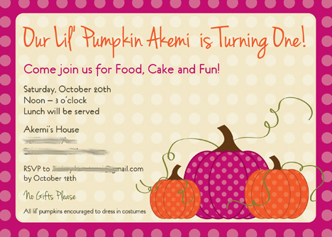 1st birthday pumpkin clipart clipground pumpkin 1st birthday invitations filmwisefo